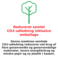 Senseo ECO reduceret emballage