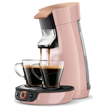 Philips Senseo Viva Café Duo Select Rosa