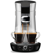 Philips Senseo Viva Café Duo Select - Sølv