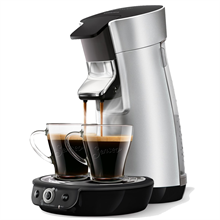 Philips Senseo Viva Café Duo Select Sølv
