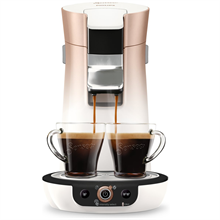 Philips Senseo Viva Café Duo Select - Rosa/Kobber