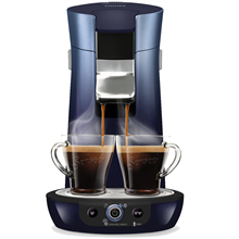 Philips Senseo Viva Café Duo Select - Blå