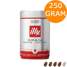 Illy Kaffebønner Medium Roast