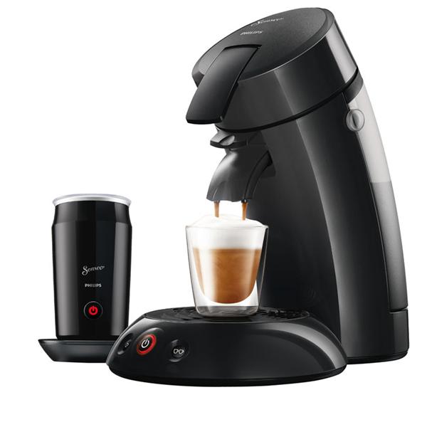 Senseo Maskine med Mælkeopskummer Kampagne Tilbud - Kaffekompagniet.com