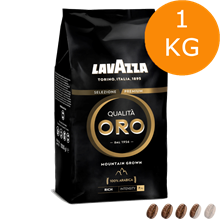 Lavazza Qualità Oro Mountain Grown Bønner