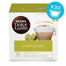 Dolce Gusto Cappuccino - Loyalty Pack