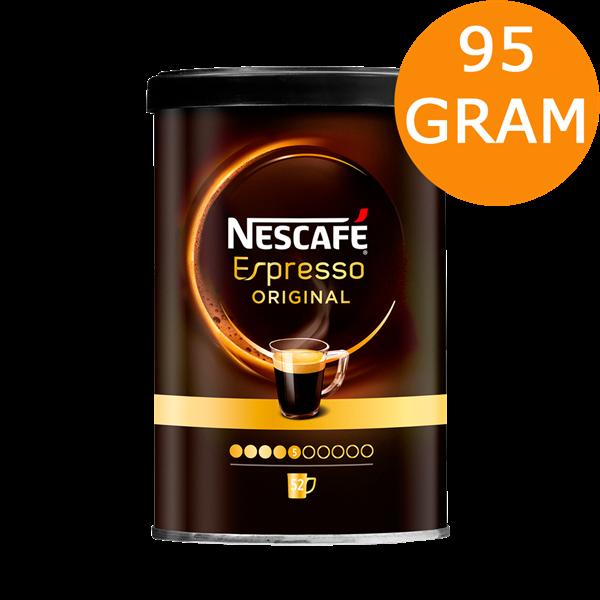 Nescafé Espresso Original Instant - Kaffekompagniet.com