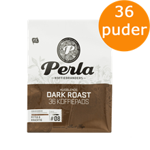 Perla Dark Roast 36