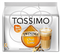 Twinings Tassimo Chai Tea Latte